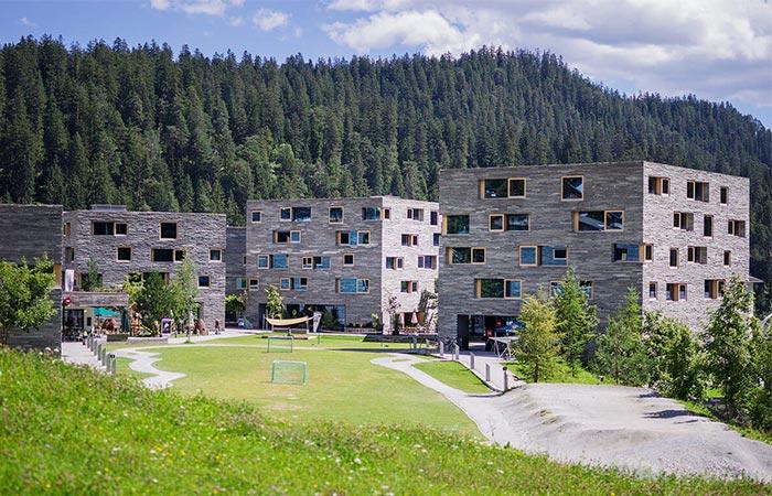 Rocksresort, Switzerland