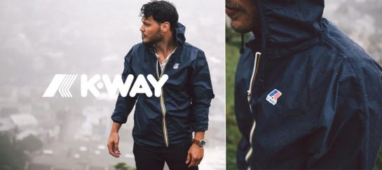 K-Way Claude 3.0 Jacket