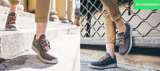 Merino Runners | Woolen Comfort Shoes For Her