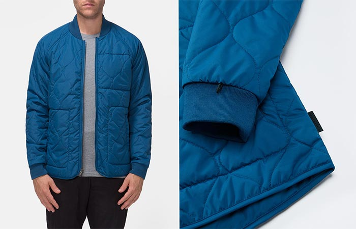 Tavik Fullton Jacket in blue