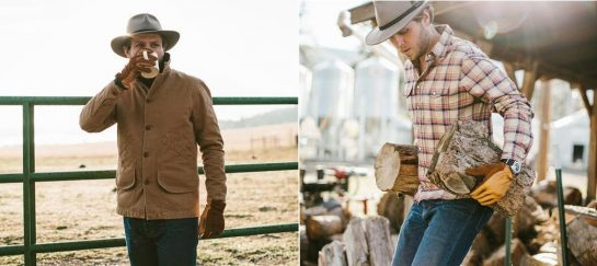 Taylor Stitch Ranch Collection