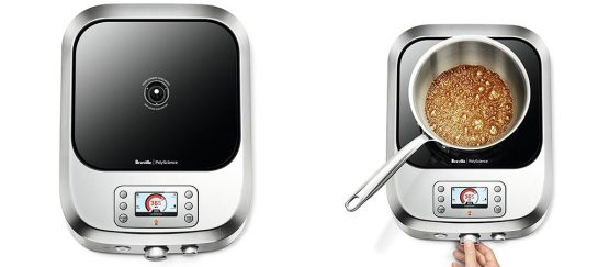 The Polyscience Control Freak | A Temperature Controlled Commercial Induction Cooking System