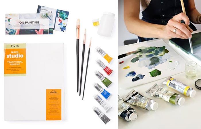 Oil Painting Kit