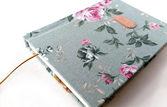 Personalized Hardcover Notebook