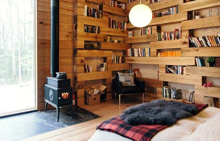 Studio Padron Cabin Interior