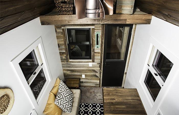 84 Lumber Roving House Interior