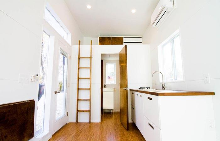 Liberation Tiny Homes Interior