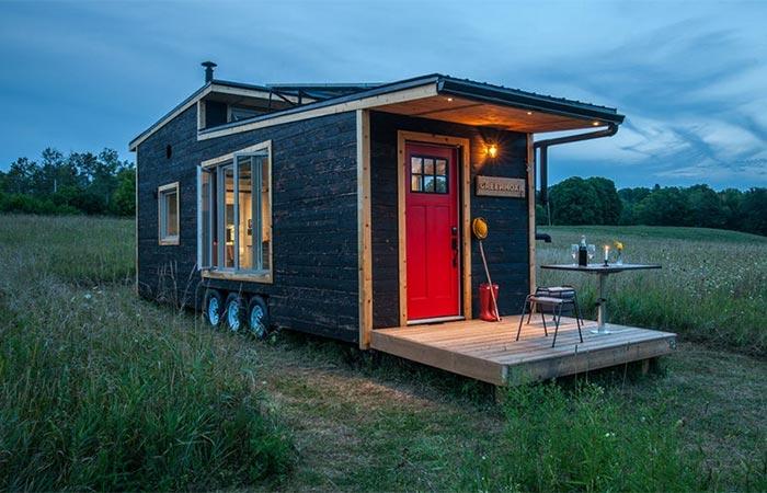 Greenmoxie Tiny Home
