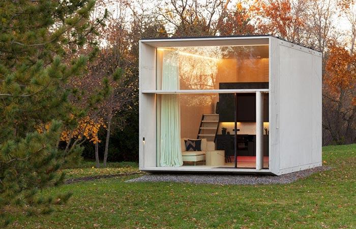 Koda Concrete Micro Home