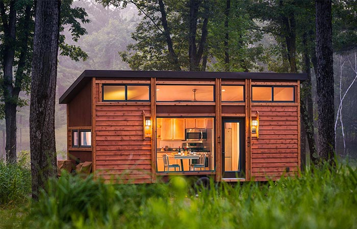 Traveler Tiny Home