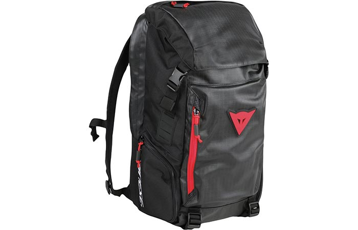 Front view of the Dainese D-Throttle Backpack