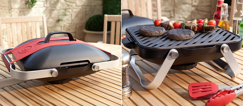 "Fuego Element Portable 19"" Gas Grill"