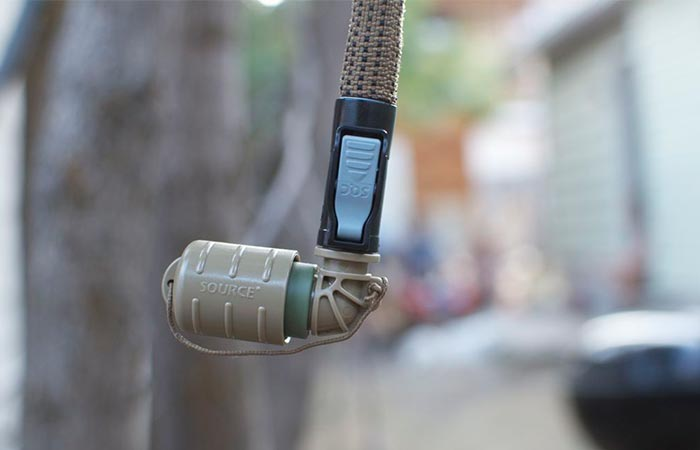 Nozzle of the GoRuck 3L Low Profile Hydration Bladder