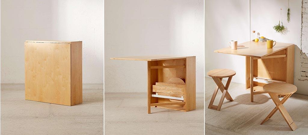Magritt Foldaway Dining Set