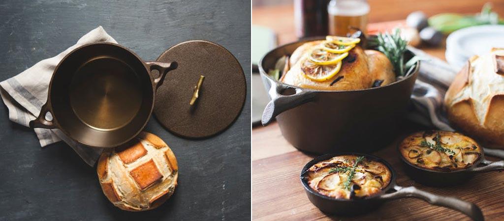 Nest Homeware | Cast Iron Cookware