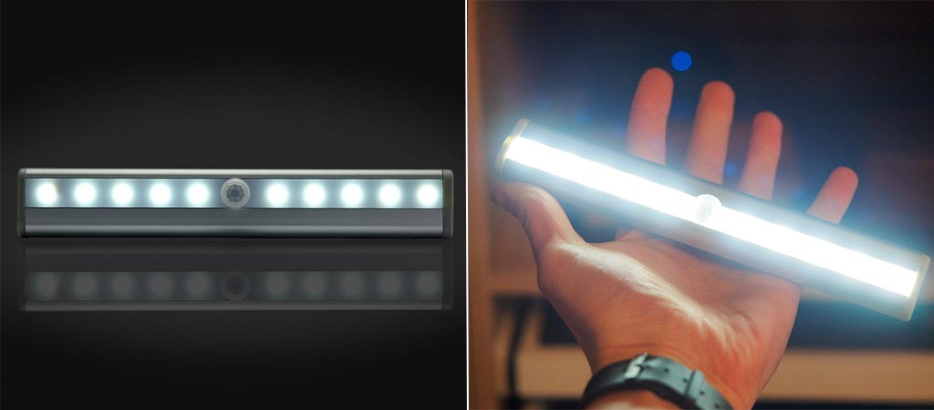 OxyLED | Automatic Motion-Sensing LED Light Bars