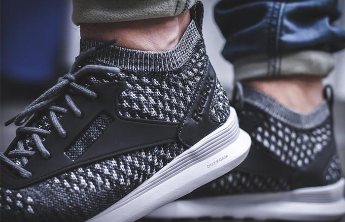 black Reebok Zoku Runner Ultraknit shoes