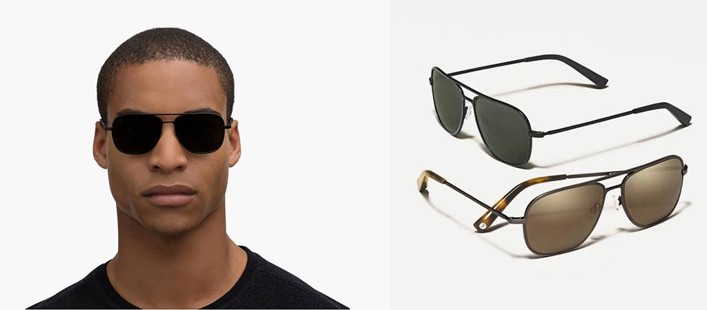Warby Parker Blackwell Sunglasses