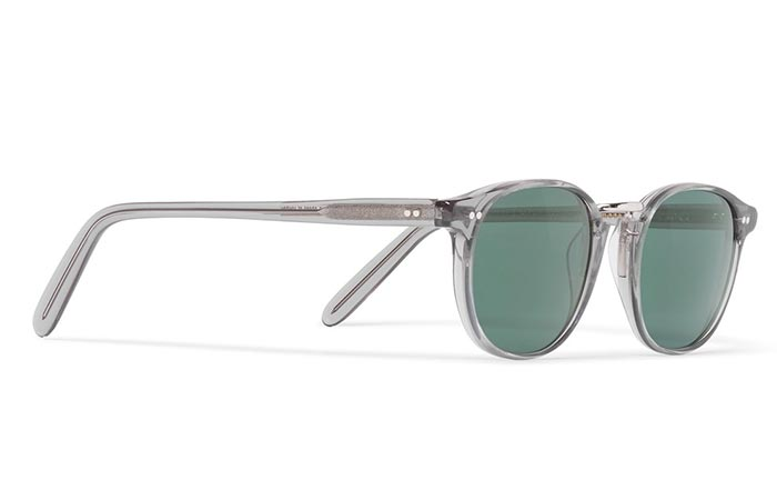Side view of the Cutler & Gross Sunglasses