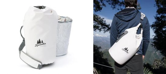 Dry Bag Cooler | By Kawartha Outdoor