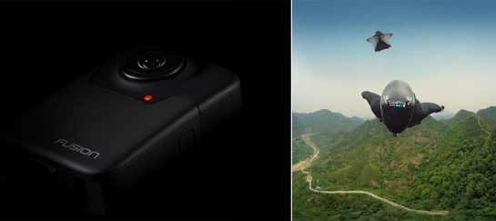 GoPro Fusion | New 5.2K Spherical Camera (Video)