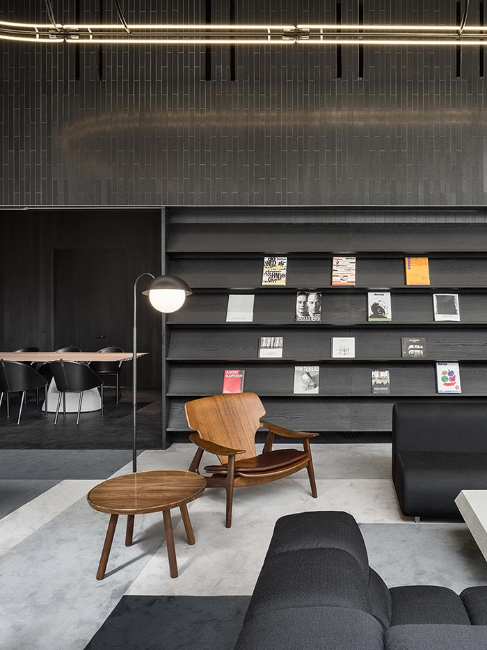 a lounge room