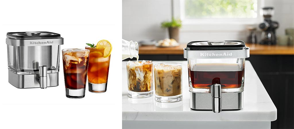Kitchen Aid Cold Brew Coffee Maker