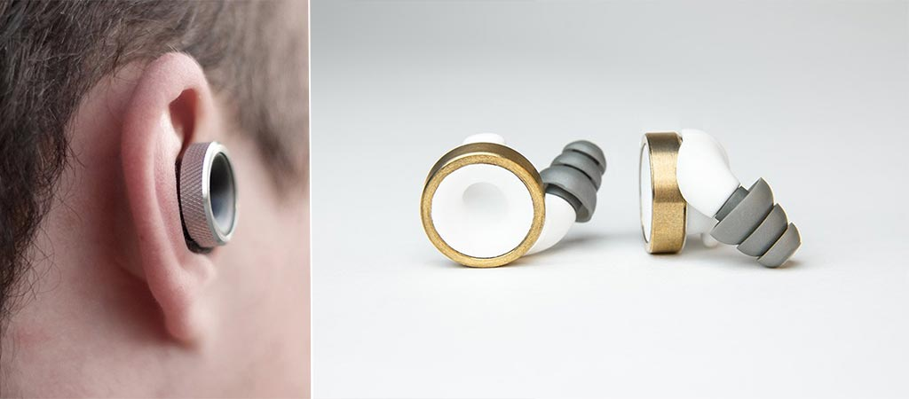 Knops | Adjustable Ear Plugs That Reduce Noise