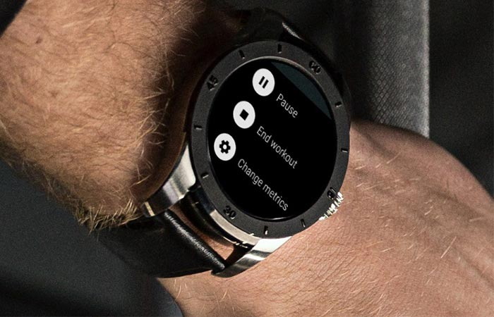 Montblanc Smartwatch Fitness Tracker