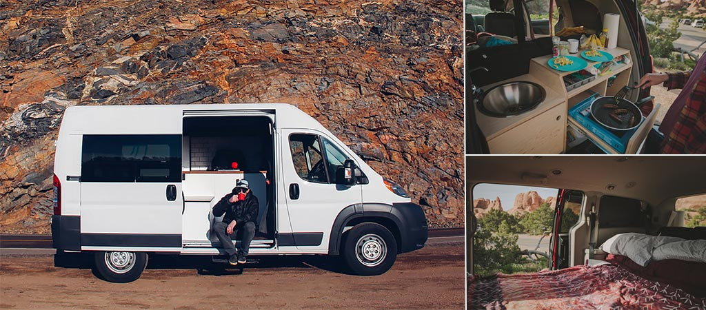 Native Campervans | Vanlife Adventure Tours