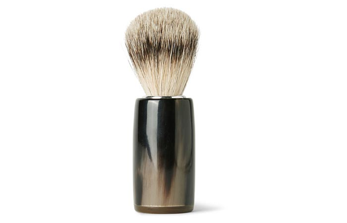 Abbeyhorn Badger Bristle Shaving Brush