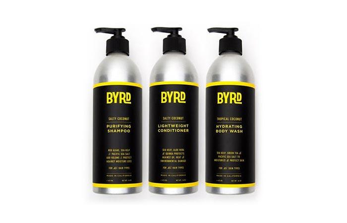Byrd Bath Trio