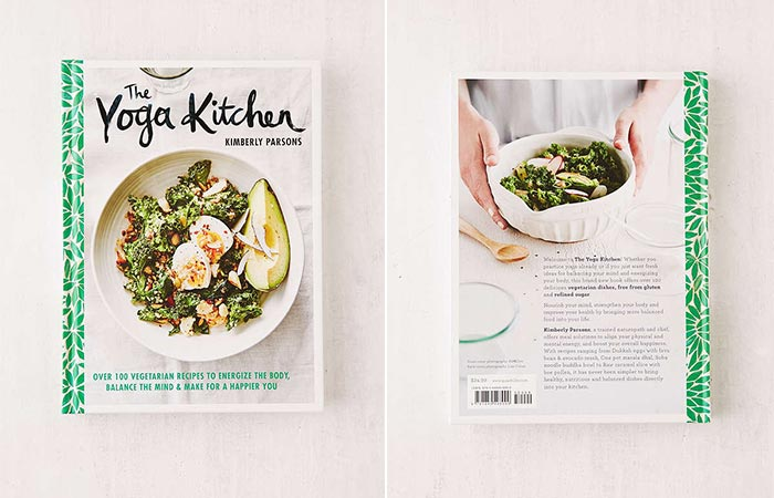 The Yoga Kitchen By Kimberly Parsons