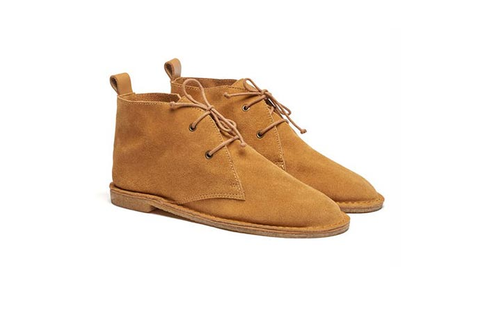 The Hobe Chukka