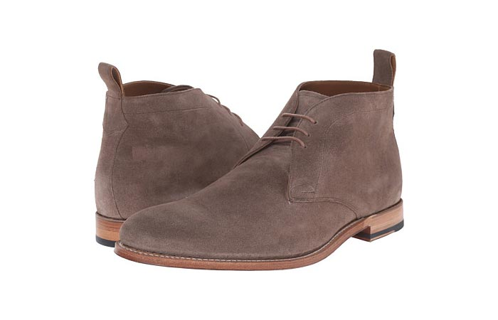 Grenson Marcus Suede Chukka Boot