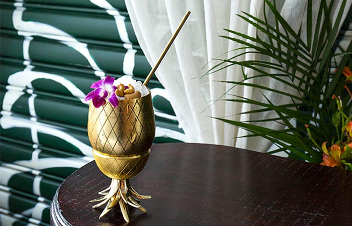 W&P Design Pineapple Tumbler