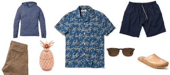 7 Spring/Summer Picks From Huckberry