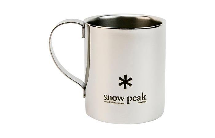 Snow Peak Stainless Mug