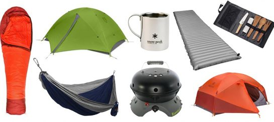 8 Camping Essentials For The Adventurous Soul