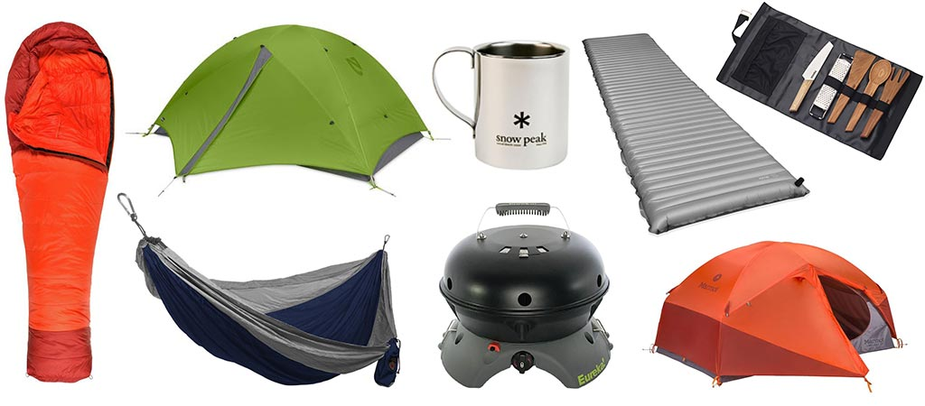 8 Camping Essentials