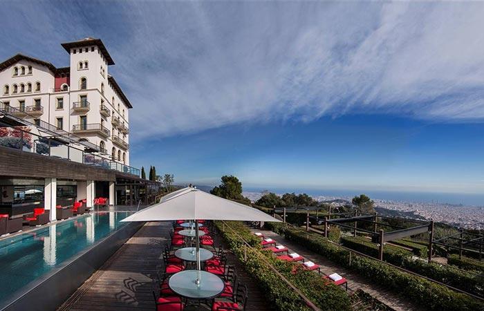 Les Terrasses @ Gran Hotel La Florida