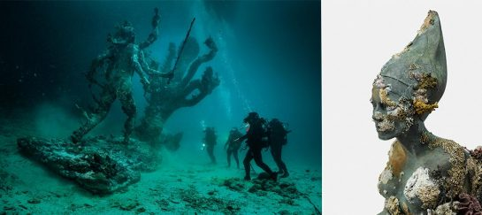 Damien Hirst Unveils 'Treasures From The Wreck Of The Unbelievable'