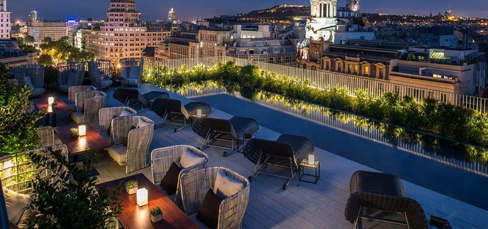 Best Rooftop Terraces In Barcelona