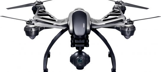 Drones: YUNEEC Q500 4K Typhoon Quadcopter with CGO3 Camera