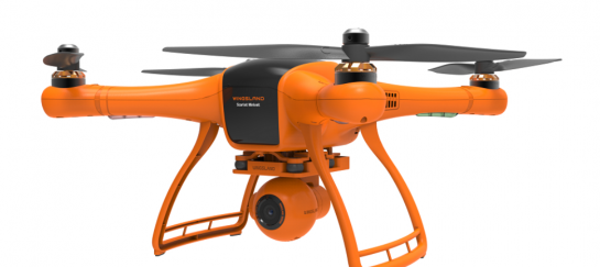 Drones: Wingsland Scarlet Minivet Quadcopter