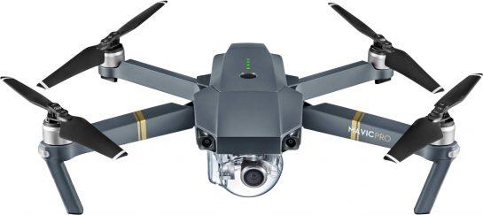 Drones: DJI Mavic Pro B&H