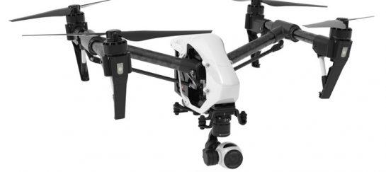 Drones: DJI Inspire 1 Pro