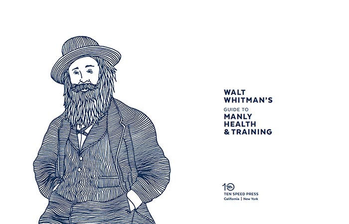 Walt Whitman book