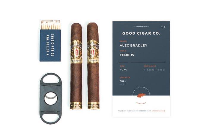 Good Cigar Co. Pack