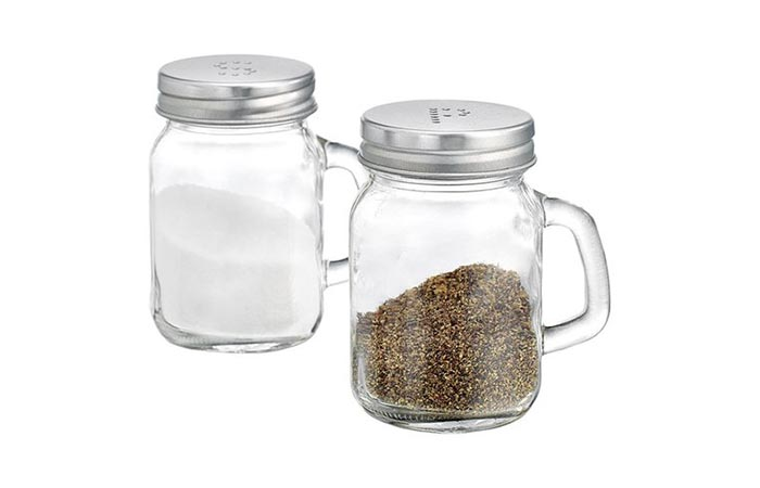 Mason Salt & Pepper Set